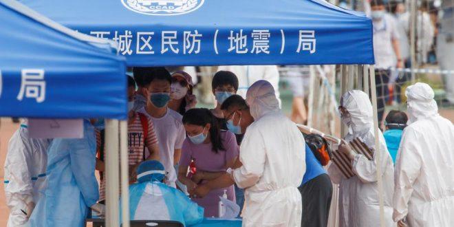 Во Кина само осум нови случаи на Ковид 19