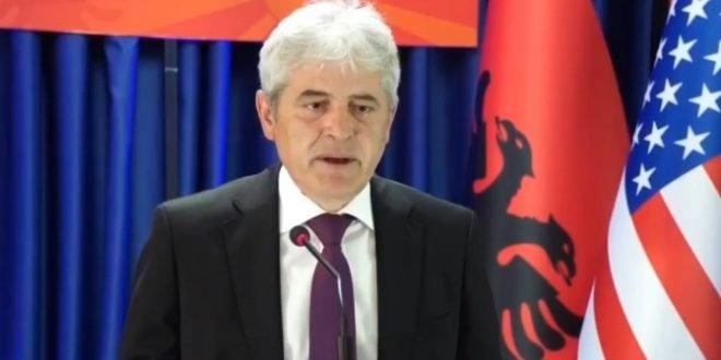 Ахмети: Премиер не се станува ниту со 46 пратеници