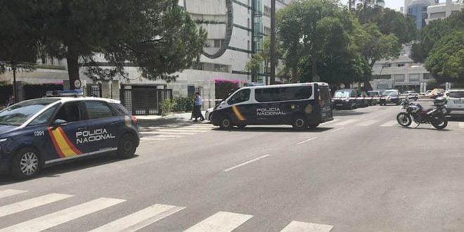 Ликвидација во Шпанија: Изрешетан Црногорец додека шетал на улица (видео)