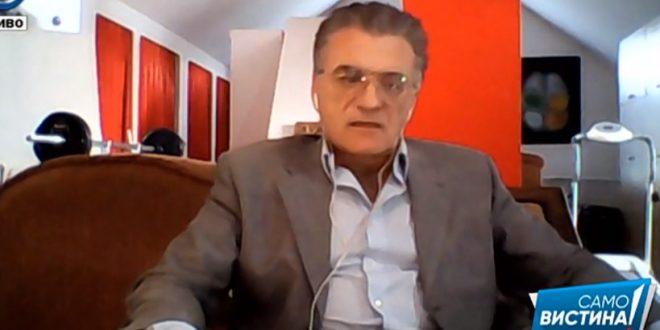Д-р Даниловски: Нам ни се случи повратен удар по крајот на рестриктивните мерки