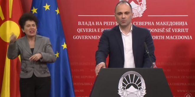 Филипче: Владата го прифати предлогот на Комисијата, од утревечер полициски час до понеделник
