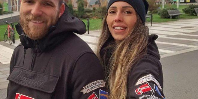 """Сопруга на српски фудбалер со расистички објави ја брани полицијата во САД: """"Тепајте ја уште посилно таа стока смрдлива"""" (фото)"""