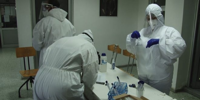 Италија со пад на бројот на заразени со корона