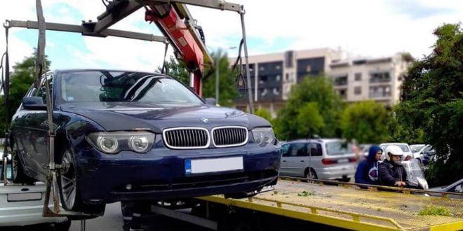ПОЦ: За една недела санкционира 129 непрописно паркирани возила