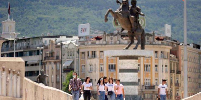 Се намалува бројот на заболени во Скопје: Во Чаир регистринаи 373 активни случаи