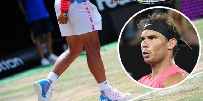 Надал цел живот ќе ги вади шорцевите од задникот: Шпанскиот тенисер страда од ова пореметување