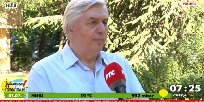 Д-р Тиодоровиќ: Со вакцина против грип, има помалку шанси да фатите корона