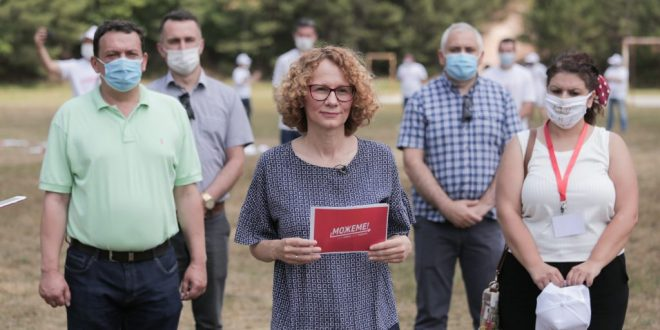 Шекеринска од Кичево: Одиме на едноцифрена невработеност, покажуваме што е економски патриотизам