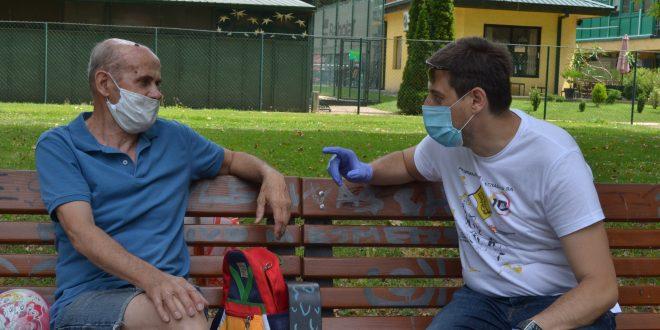 Петар Богојески од Градски парк: Домаќинлукот по дворот се познава – колку сме во Скопје домаќини по Градски парк се познава