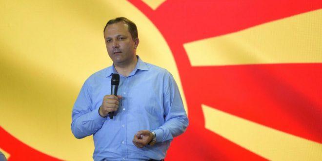 """Спасовски за """"Политика"""": Премиерот го избира народот"""