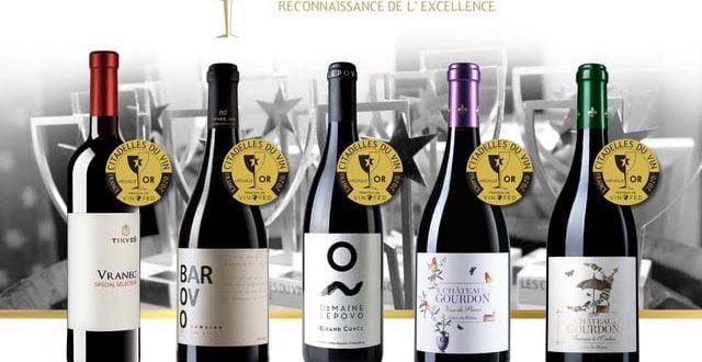 """Вината на """"Тиквеш"""" и на """"Tikveš Châteaux & Domainеs"""" освоија 4 златни медали и една специјална награда на """"Citadelles Du Vin"""" 2020 во Франција"""