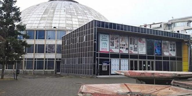 Граѓански протест за спас на Универзална сала