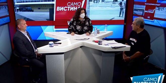 Ангелов: Мицкоски ги прифати изборните резултати