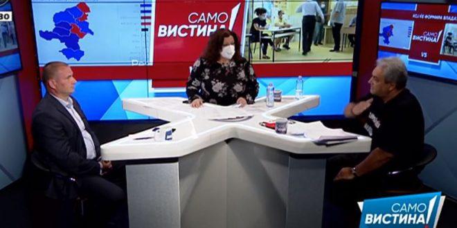Ангелов за Левица: Настапуваат доста екстремно, треба да се докаже дали им се украдени гласови