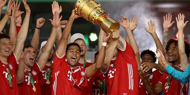 Баерн ја освои двојната круна во Германија
