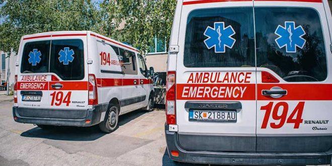 МЗ: Набавивме 12 нови амбулантни возила и 13 возила наменети за домашно лекување