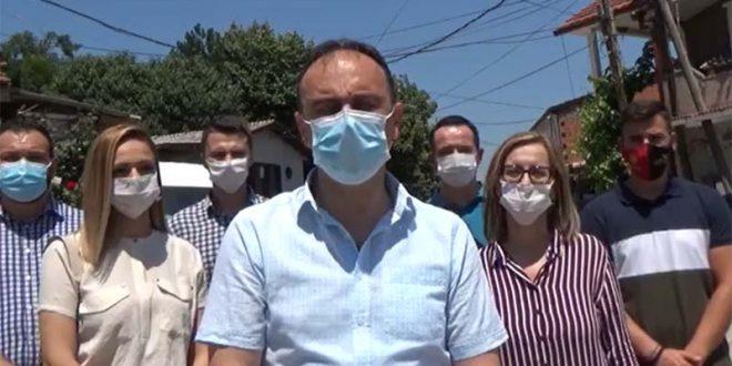 Чулев од Струмица: Граѓаните да не подлегнуваат на притисоци на бизнис структурите