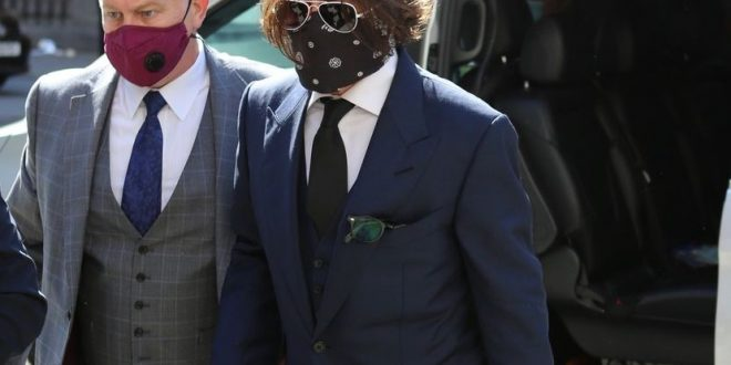 Џони Деп на суд изнесе неверојатни признанија: Ги пробав сите дроги кои му се познати на човек