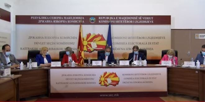 """ДИК ги објави резултатите: СДСМ и коалицијата """"Можеме"""" 327 329 гласови, ВМРО-ДПМНЕ 315 344"""