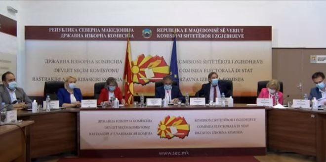 Први неофицијални резултати од ДИК: СДСМ 46, ВМРО-ДПМНЕ 44, ДУИ 15