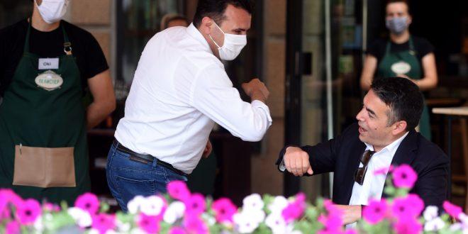 """Димитров го цитираше Заев: """"Колку се поголеми пречките, толку поголема ќе биде радоста"""""""