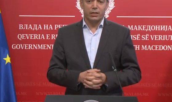 Димитров: Граници ќе ни се отворат доколку се придржуваме кон мерките за заштита од Ковид-19