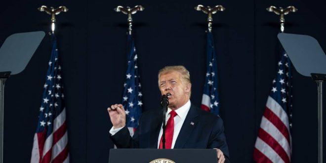 Трамп вети победа против радикалната левица и коронавирусот