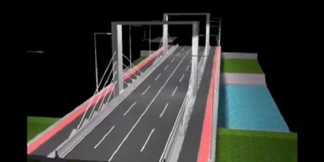 Шилегов: Завршено е проектирањето на новиот мост во Скопје (ВИДЕО)