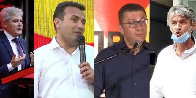 За ДУИ албанскиот премиер ќе биде симбол за еднаквост, СДСМ повика да се гласа за европската и демократската опција