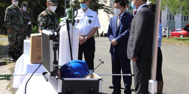 Армијата доби донација од Кина вредна 250.000 евра