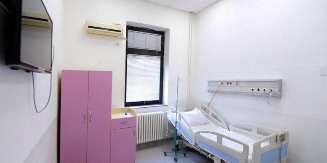 Филипче: За 30 проценти го зголемивме капацитетот на одделот за интензивно лекување на Клиниката за неврохирургија