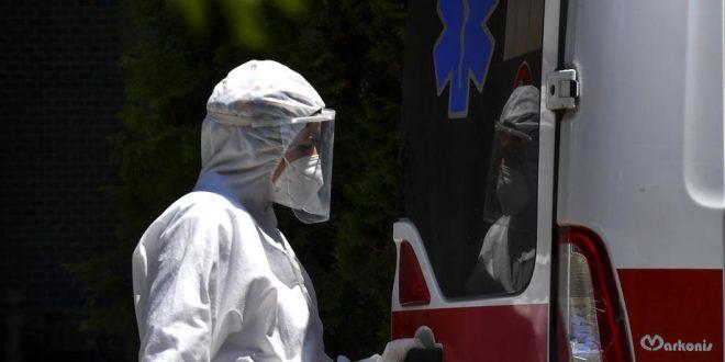 Пациентка од Скопје почина од Ковид-19
