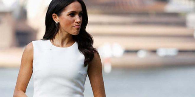Меган носи само бело – стилисти откриваат зошто!