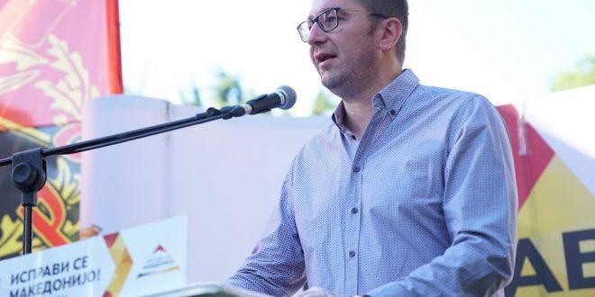 Андреевски: Tаткото и синот Мицкоски преку Машински факултет наплатиле илјадници евра од проекти од државната ЕЛЕМ