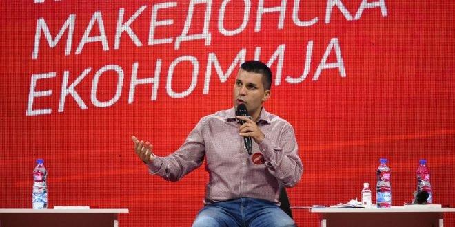 Николовски од Берово: СДСМ гарантира враќање на младите во земјата, но и силен развој на економијата