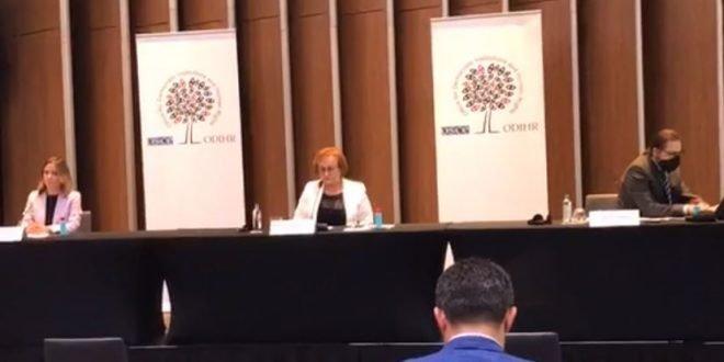 ОБСЕ/ОДИХР: Денот на гласање помина мирно и покрај одредени технички предизвици поврзани со резултатите