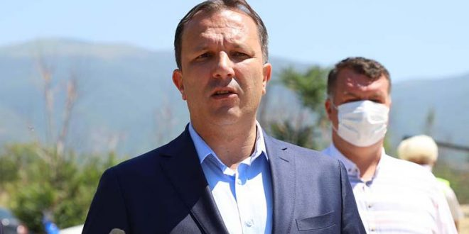 Изборите на 15 јули се референдумски важни, вели Спасовски