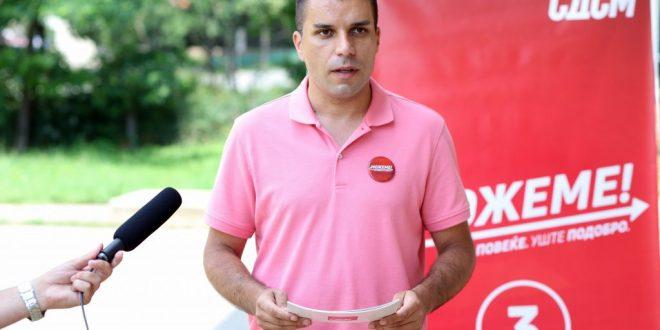 Николовски: Гласајте за концептот кој обезбедува повеќе пари, а не за обнова на режимот кој ви ги крадеше парите
