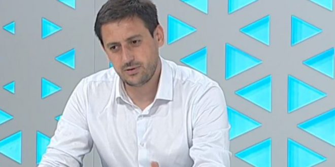 Богојески: Ќе издејствуваме промена на политичкиот систем, граѓаните ќе бидат во Парламентот