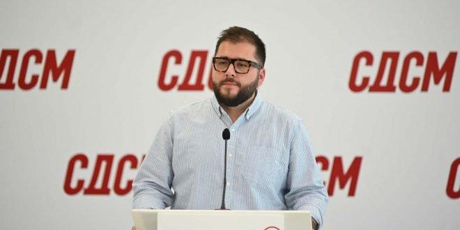 Петров: Има млади во Македонија кои без разлика на препреките, покажуваат дека може да се успее и тука