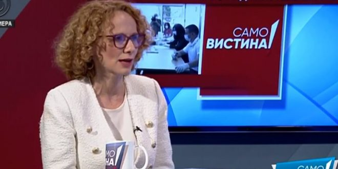 Шекеринска за Дурловски: Луѓе од ВМРО-ДПМНЕ потврдуваат дека тој земал 200 илјади евра за насилствата во Собранието