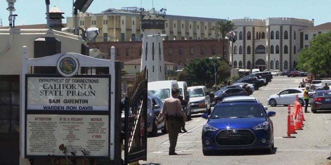 Над 1.800 затвореници и вработени во Сан Квентин заразени со корона (ВИДЕО)