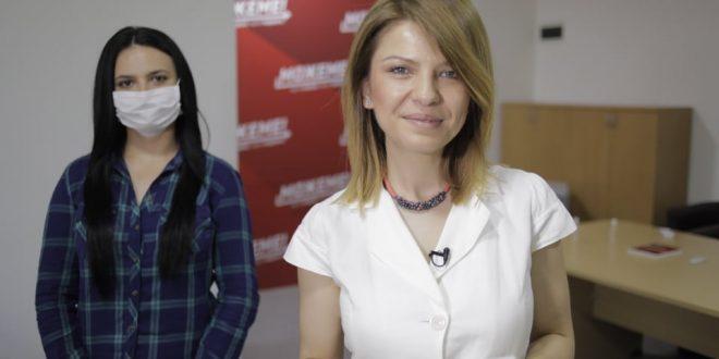 """Лукаревска: Со бокс во лице на жена не се """"исправа"""" држава, однесувањето на Јанушев е за секоја осуда"""