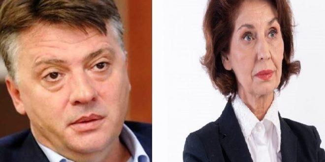 """""""Ме разочаравте професорке, ви кажале пиши му дека има куќа во Маврово.."""": Продолжува """"војната"""" на социјалните мрежи помеѓу Шилегов и Силјановска"""