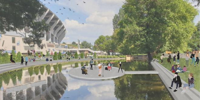 Град Скопје: Избрани трите нови летни сцени во Градскиот парк (фото)