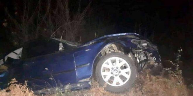 Трагедија близу Кавадарци: Загина 28-годишно момче во сообраќајка