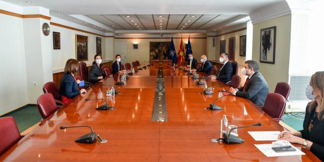 Спасовски – Холштајн: Изборите на 15 јули ќе бидат успешно спроведени, како што доликува на земја членка на НАТО