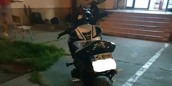 """Приведени """"диви тркачи"""" со мотори од скопските улици"""