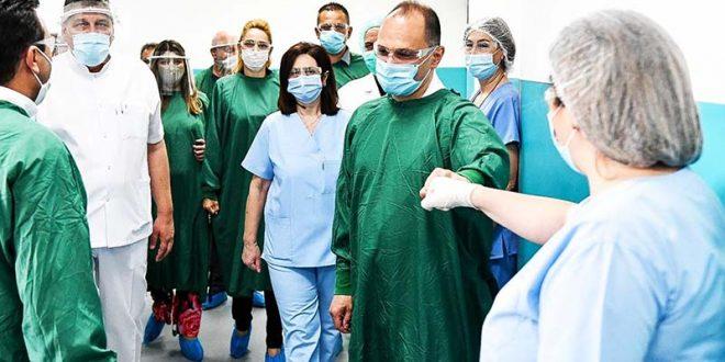 Филипче: Болницата во Кавадарци пример за одговорно работење
