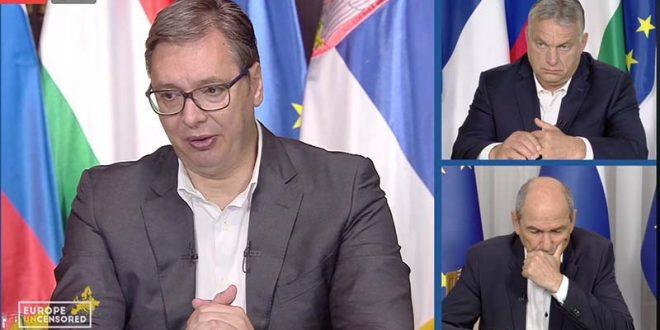 Вучиќ: На ЕУ и требаат барем некои од нас од Западен Балкан